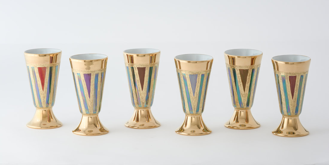 TREASURE GOBLETS, STEINS, BOXES & HOME