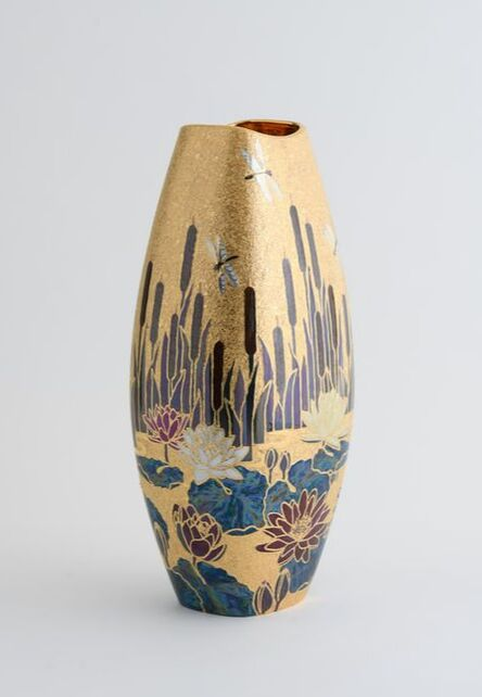 Carolyn, Barlock, Porcelain,#contemporaryporcelain, #artcollector, #raisedenamel, #overglaze, #handmade, #contemporaryceramics, #FineArt, #porcelain, #fineporcelain, #collectable #gold, #lustre #BarlockPorcelain, Fine, Art, Home, Collection, Luster, Gold, Decorative, Functional, Decor, Floral, Design, Nature, Unique, One of a Kind, Treasures, Traditional, Contemporary, Rare, Painted, Florentine, Persian, Medici, Pope, Ming, United States, Studio, Denver, Columbine Gallery, Loveland, Colorado, Sculpture in the Park, Governor's Art Show, Luxurea, Beverly Hills, California, Exquisite, Ships, Worldwide, Shipper Supply